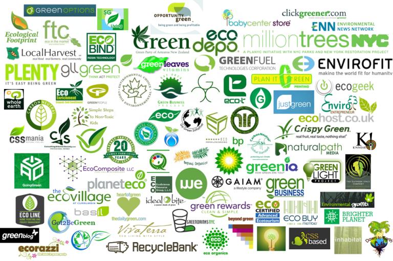 green-leaf-eco-enviro-logo-compilation